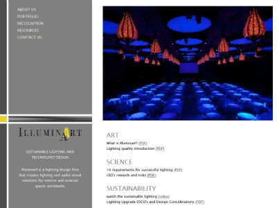 Illuminart - Lighting Design Firm
